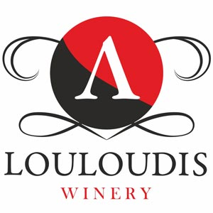 LOULOUDIS WINERY GR Λογότυπο